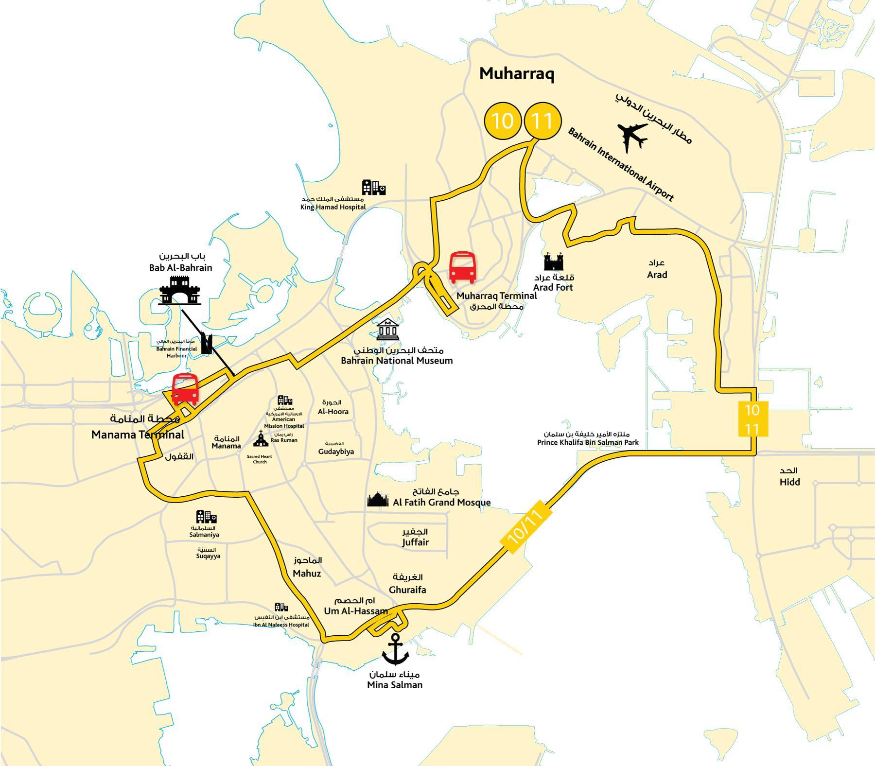 bahrain road map download Bahrain Driving School Road Map Map Of Bahrain Driving School bahrain road map download