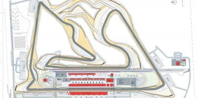 Bahrain circuit map